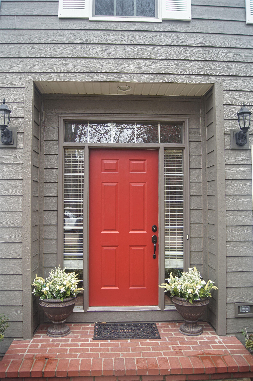 Beautiful Make A Front Door