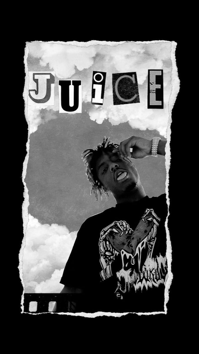 Juice Wrld Wallpaper In 2020 Rapper Wallpaper Iphone Edgy Wallpaper Iphone Wallpaper