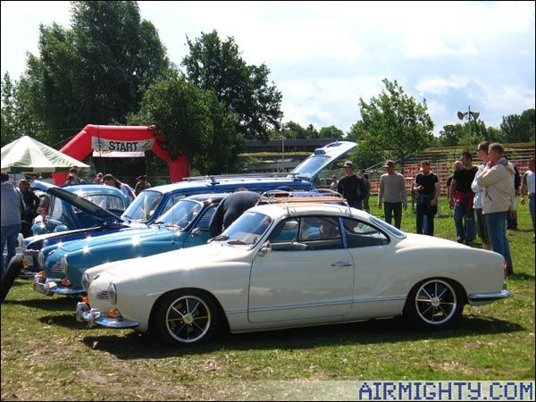 AirMighty.com : The Aircooled VW Site - Budel 2007