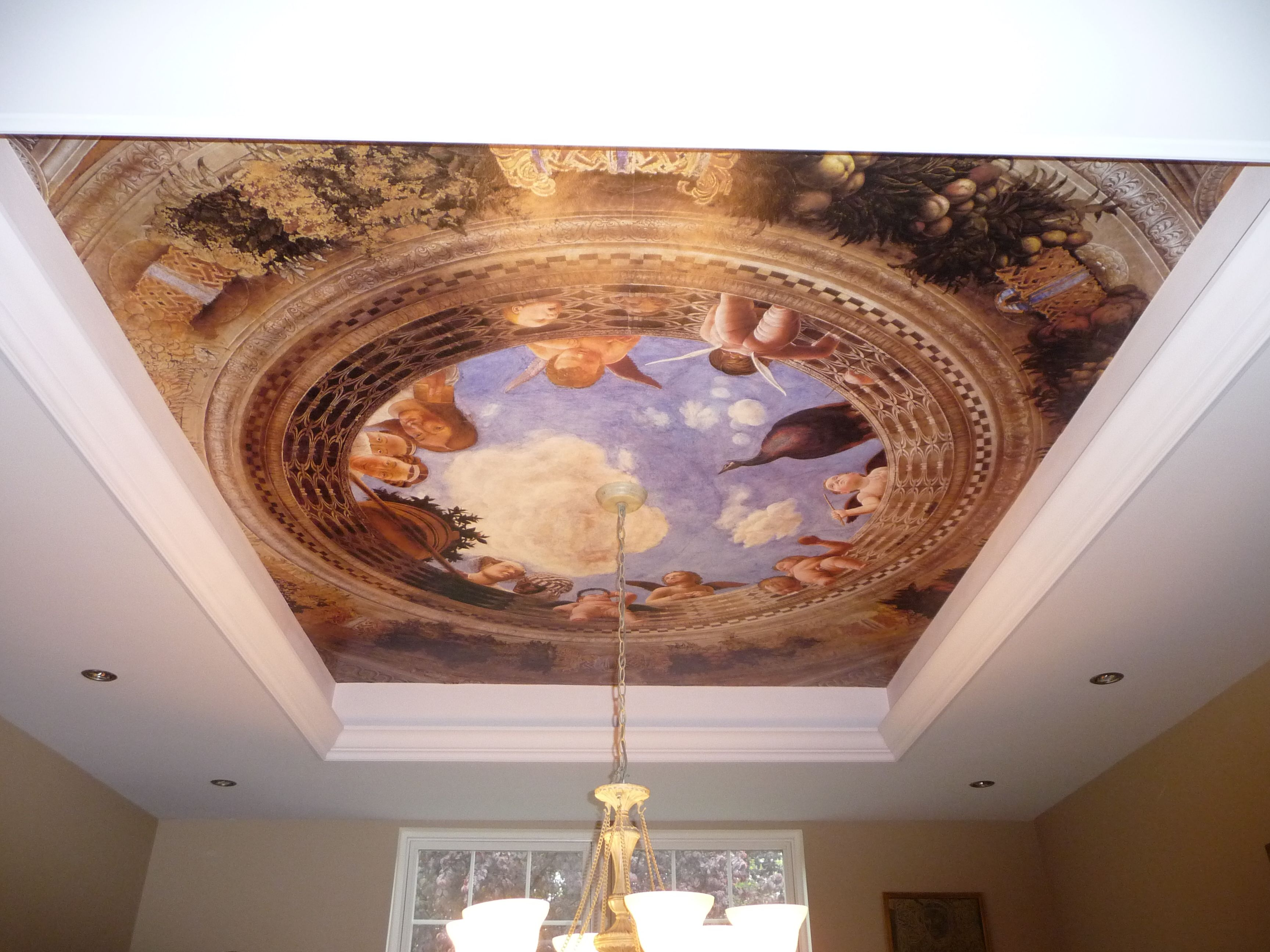 Beautiful Trey Ceiling Pictures
