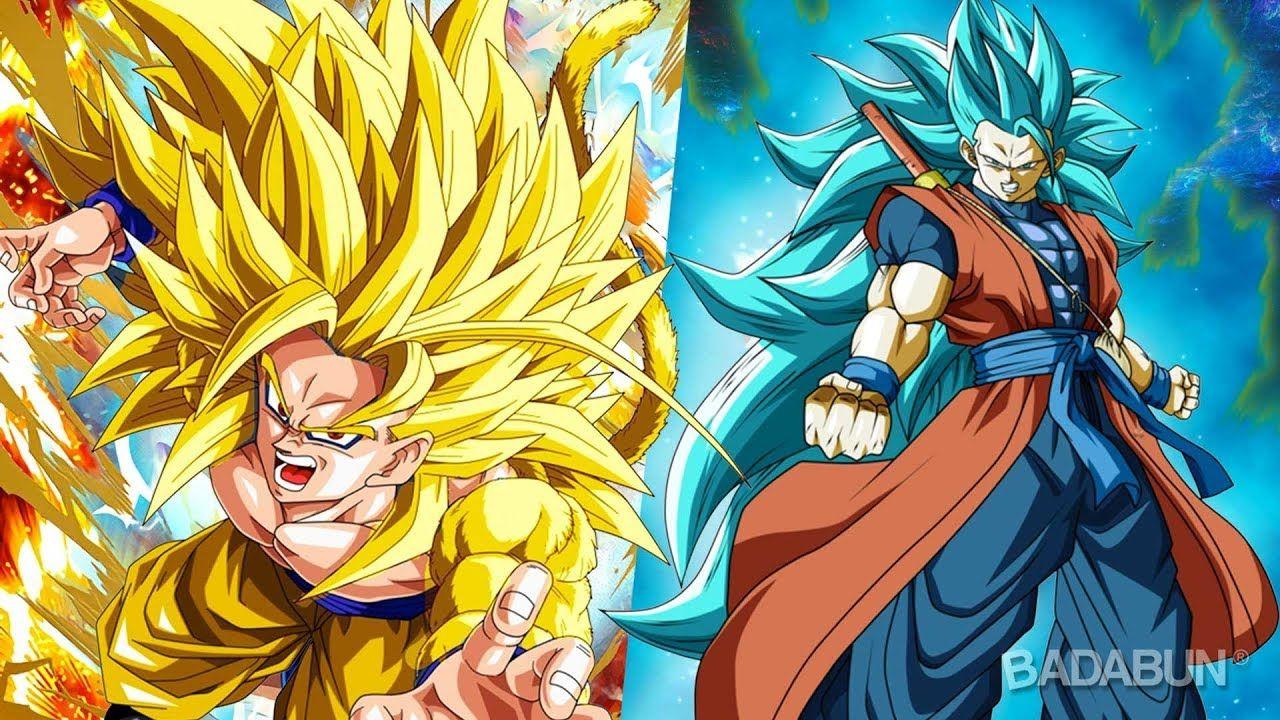 Las 15 Increíbles Transformaciones De Goku Dragon Ball Super Dragon Ball Zelda Characters