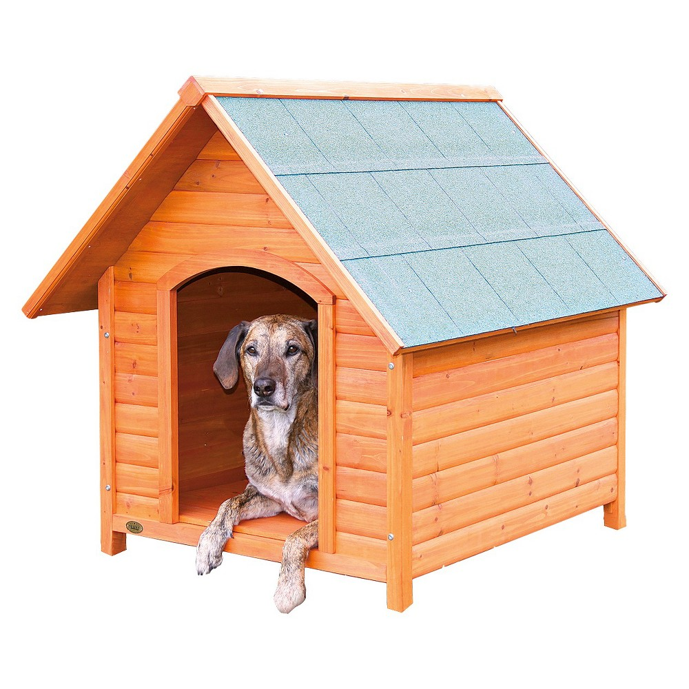Trixie Log Cabin Dog House Extra Large In 2020 Wood Dog House