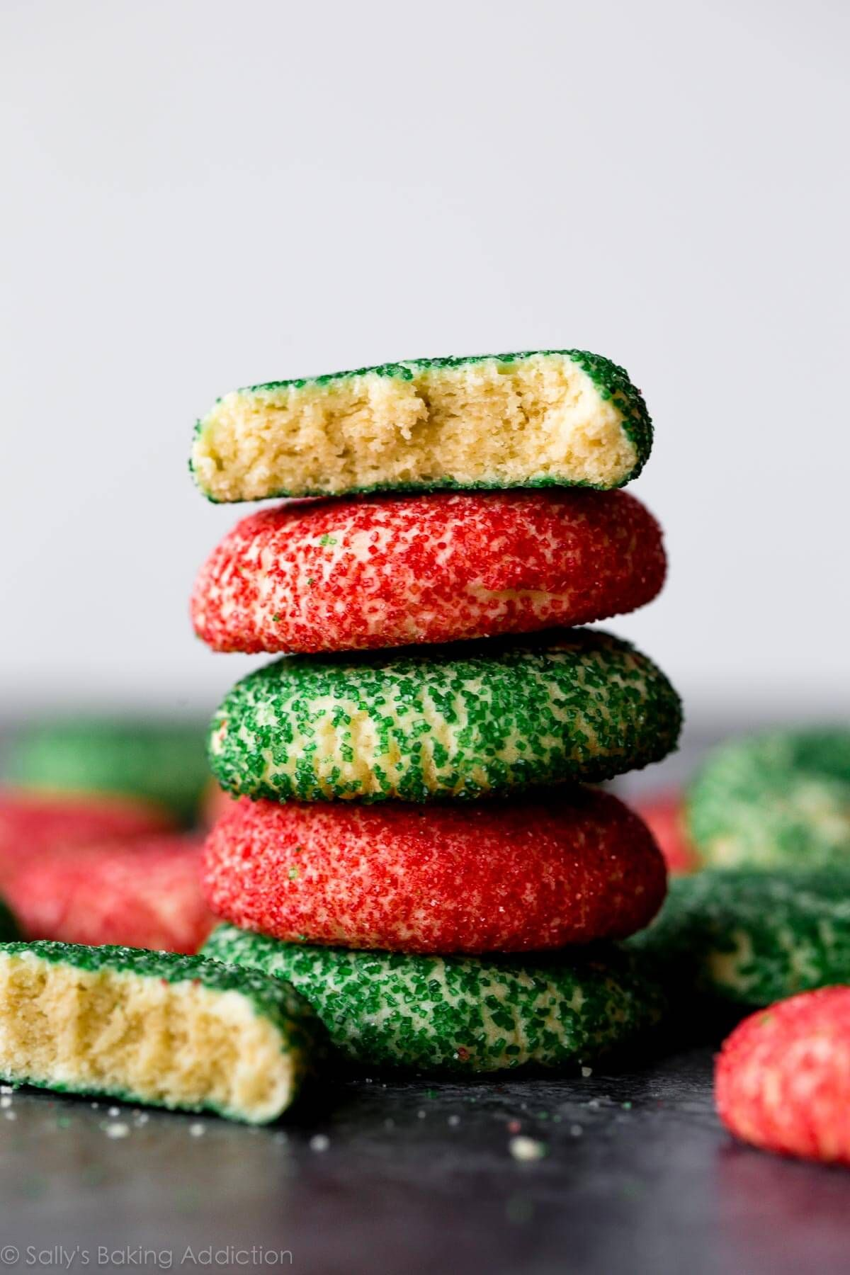 Christmas Cookie Sparkles Recipes Easy Christmas Cookie Recipes