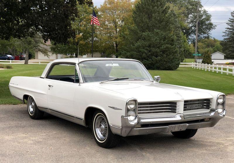 Classic Cars For Sale Mn >> 1964 Pontiac Bonneville For Sale Maple Lake Mn