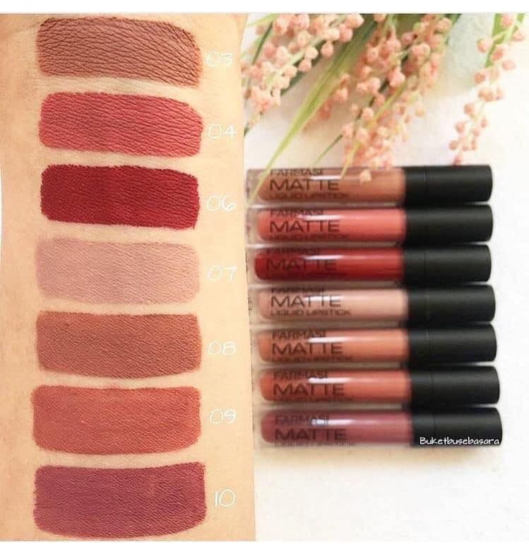 Beauty Grooming Journalist Of The Year: Look At These GORGEOUS Fall Matte Colors! Love Them All