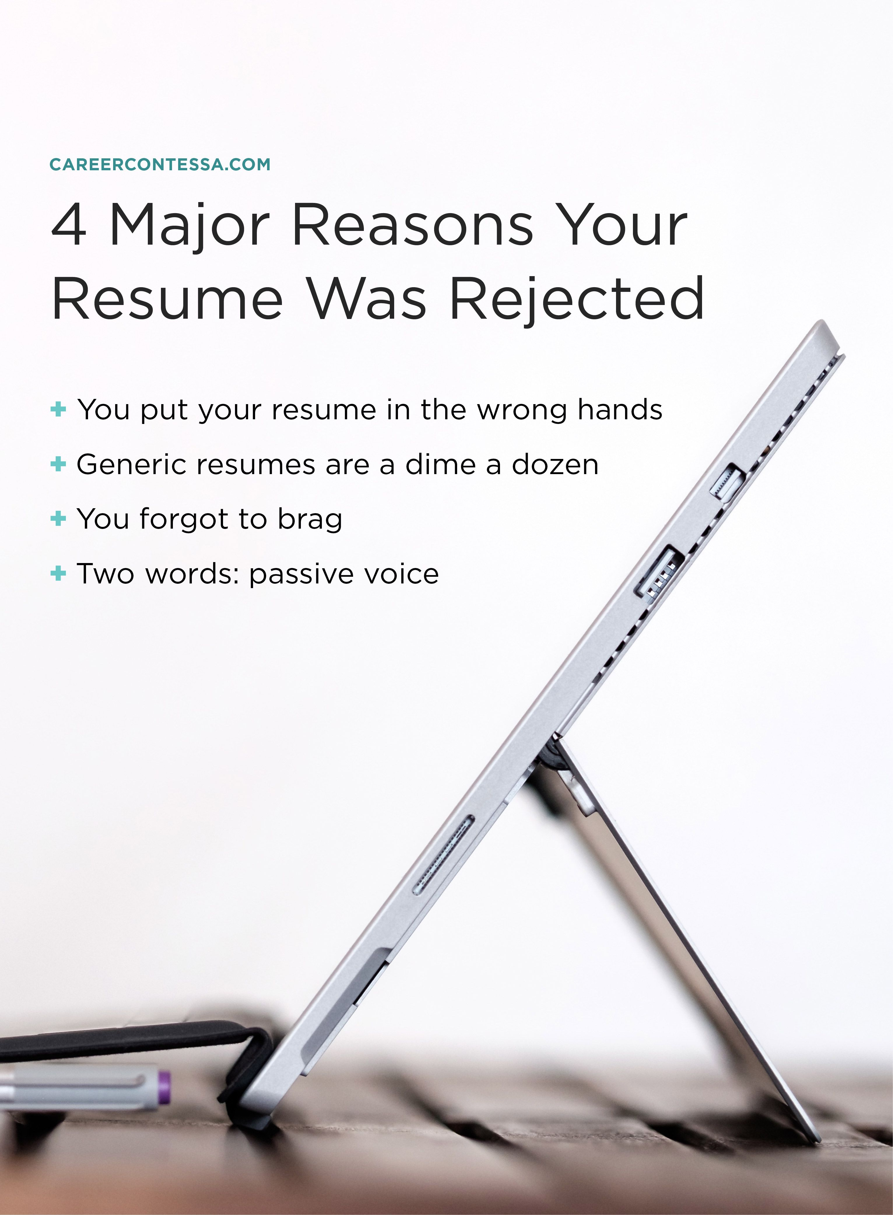 the resume mistakes you re making and how to stop do do applying for jobs is hard and it s easy to feel like a complete failure