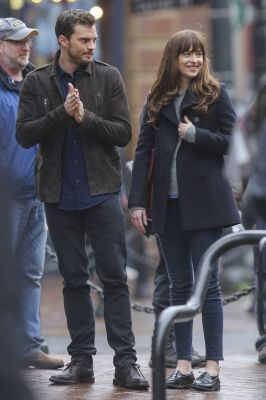Keep Up To Date On Pictures From The Filming Of Fifty Shades