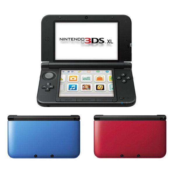Nintendo 3dsxl Nintendo Nintendo 3ds Nintendo 3ds Xl