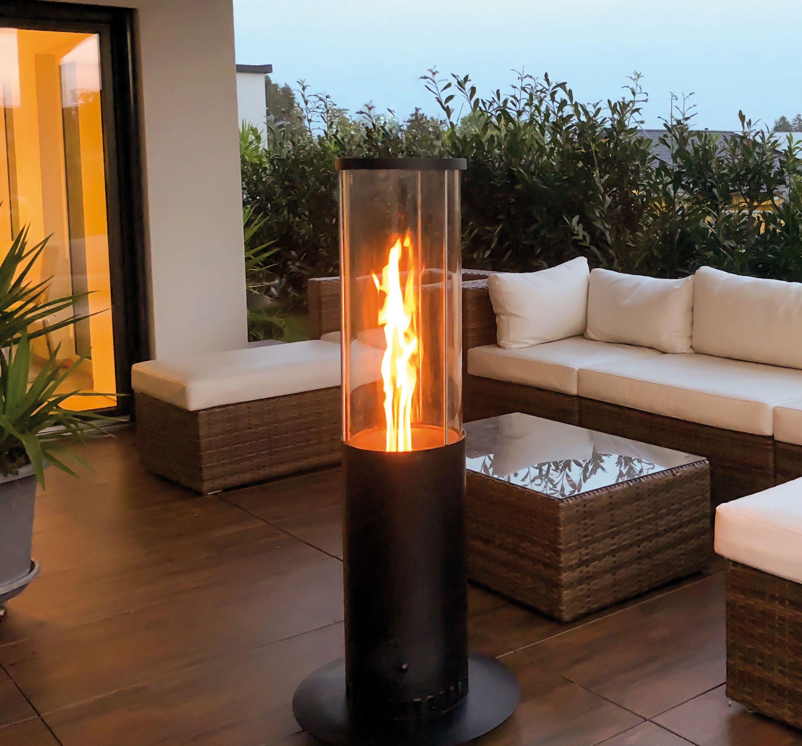 Faia Das Rauchfreie Ambientefeuer Schone Terrasse Terassenideen Terrasse