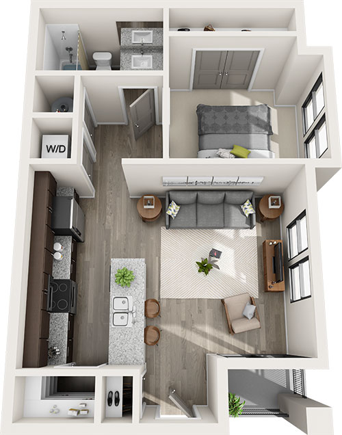 Floor Plans Archives Main And Stone Small Apartment Floor Plans Floor Plan Design House Layout Plans