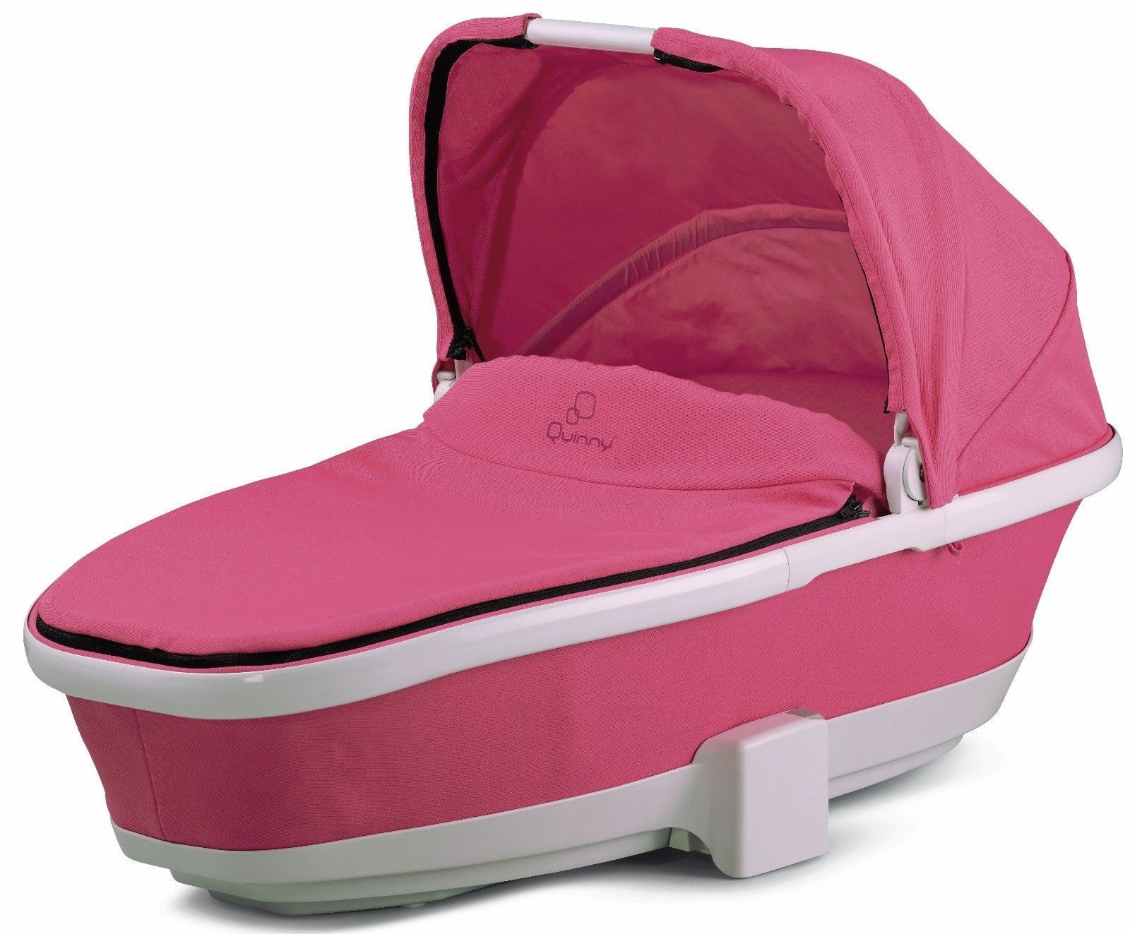 ee47290f76a Quinny Tukk Foldable Bassinet Baby Carrycot Carrier for Moodd   Buzz  Stroller-Pink Precious