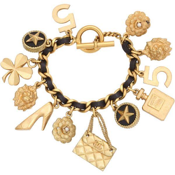 Image result for chanel Charm Bracelet