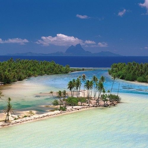 Island Beach Scenes: Beach Scene Wallpaper For Desktop