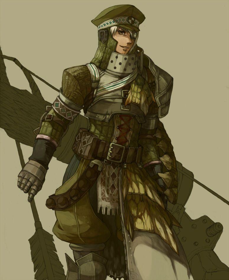 MHWorld Heavy Bowgun Megathread : MonsterHunter