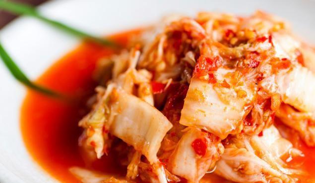 Resep Masakan Korea Kimchi Lezat Resep Masakan Korea Masakan Korea Resep Masakan