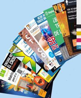 LA UNIVERSAL impresora : Como sacar el máximo rendimiento a su folleto impr...