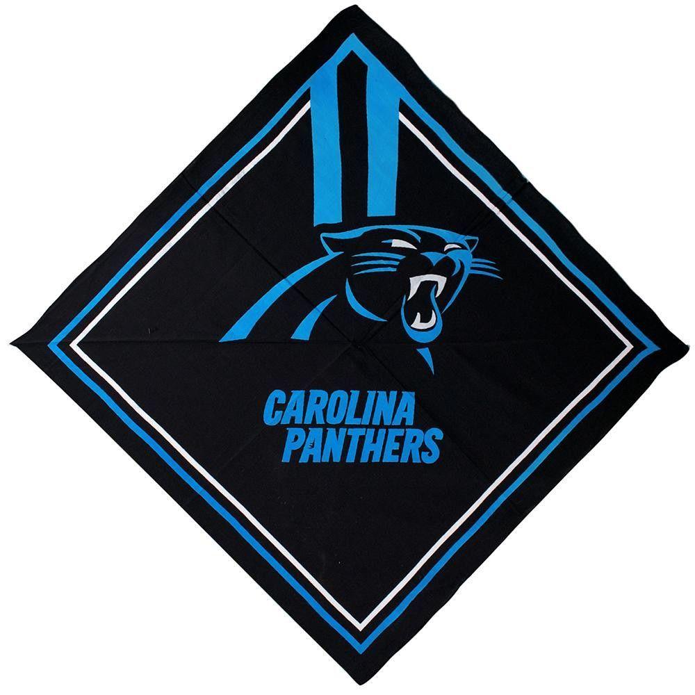 Carolina Panthers NFL Full Color Fandana   Carolina ...