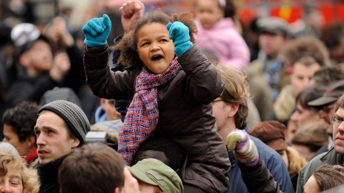 What Activism Can Teach Kids About Life Social movement