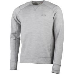 Photo of Lundhags Ullto Merino Ms Crew Mens Pullover gray L Lundhags