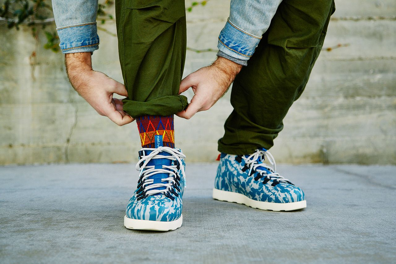 Image of Native Shoes Launches Fall/Winter 2014 Foxhole Brigade Collection