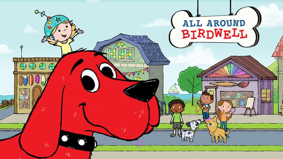 Clifford . Games PBS KIDS in 2020 Pbs kids, Clifford