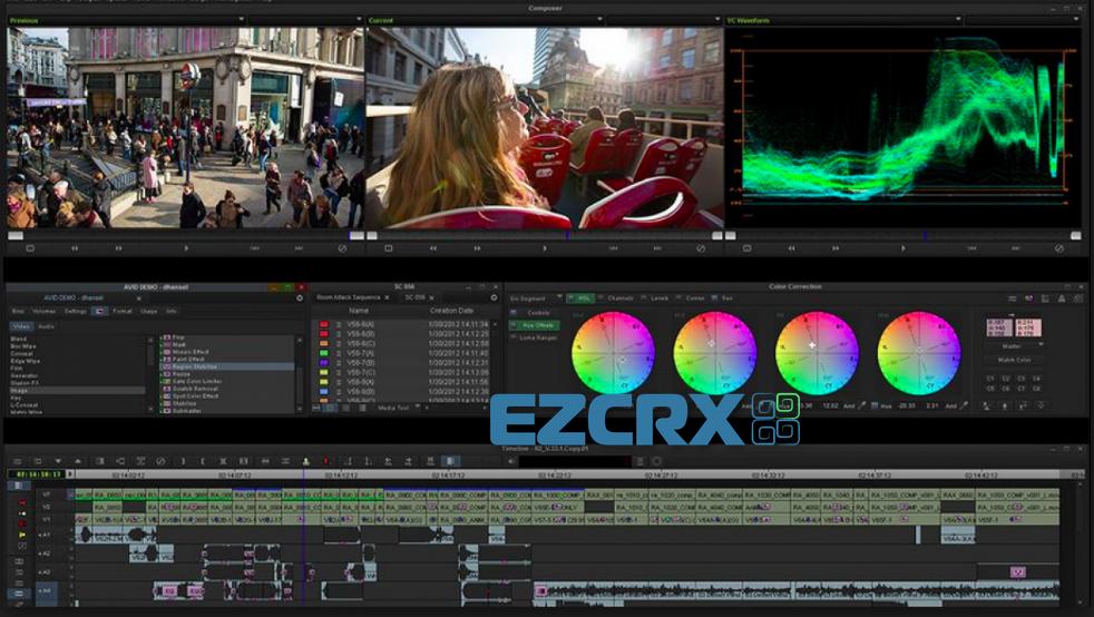 avid media composer 8 crack mac screen