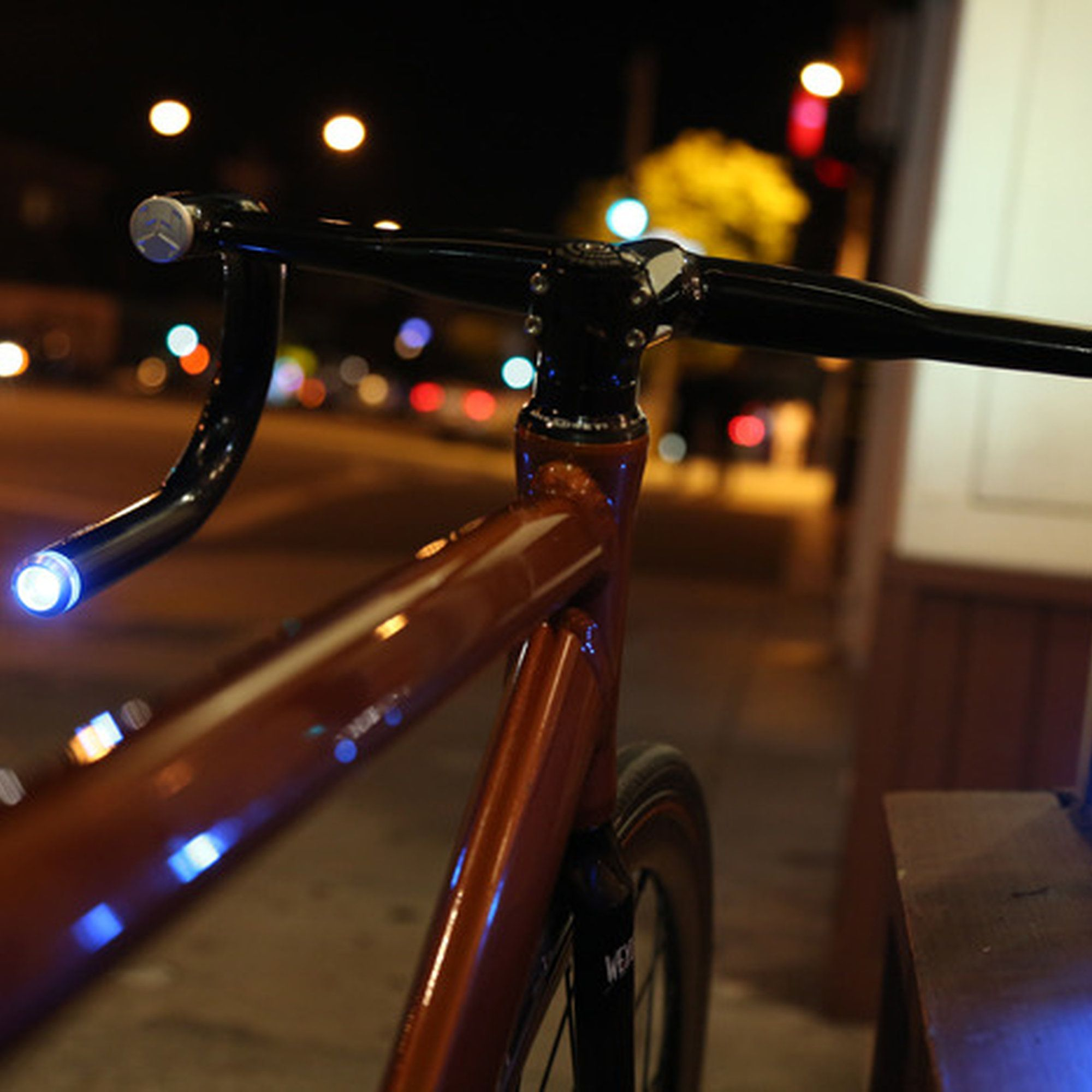 Tech D Up Handlebars That Can Do Everything But Steer Themselves
