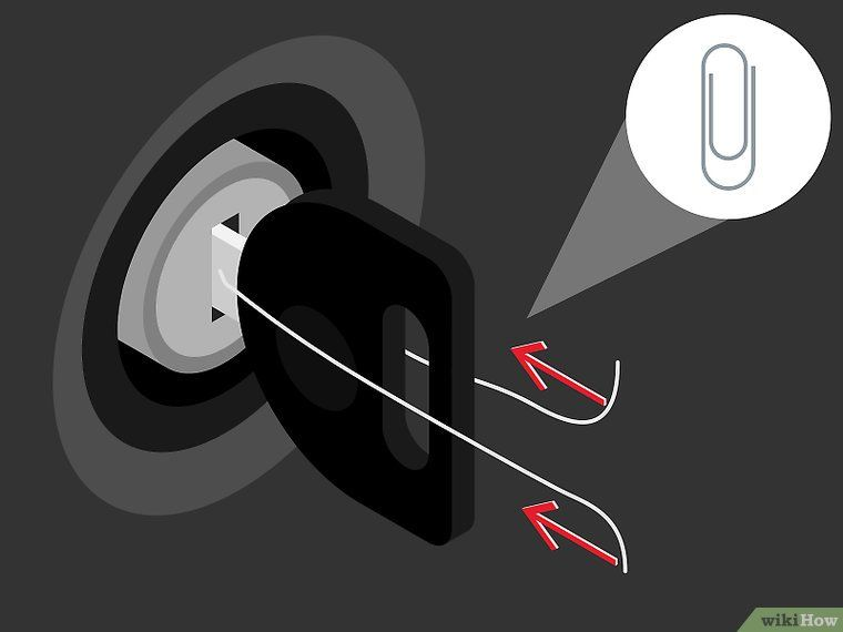3 ways to remove a broken key from an ignition lock car