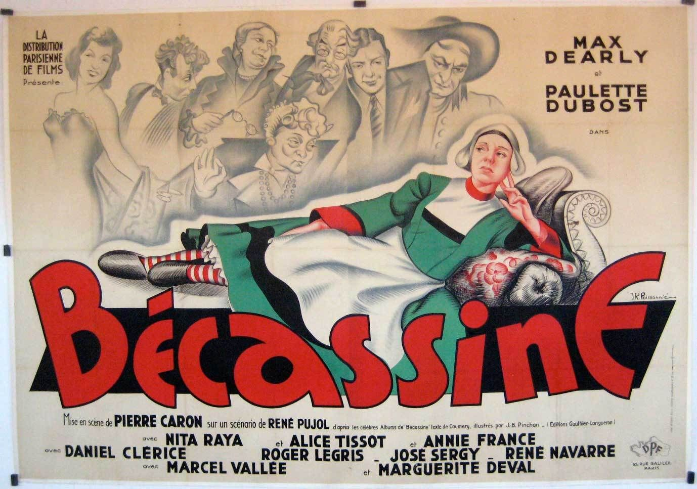 Watch Bécassine Full-Movie Streaming