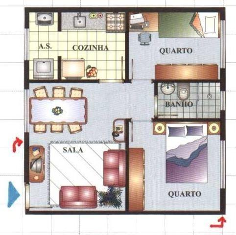 Para quem está sonhando em construir a sua casa própria vai precisar então escolher o modelo ideal da casa, para isso precisa analisar muitos modelos de pl