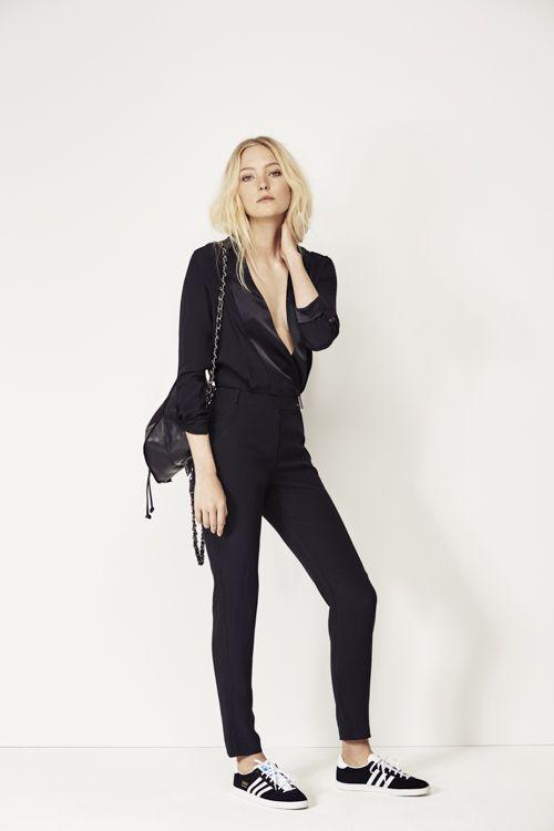 pre order incredible prices hot sales Combinaison longue IKKS, vêtements femme | lookbook | Mode ...