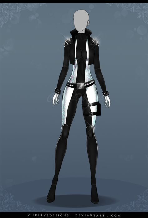 (OPEN) Auction Adopt - Outfit 549 by CherrysDesigns.deviantart.com on @DeviantArt