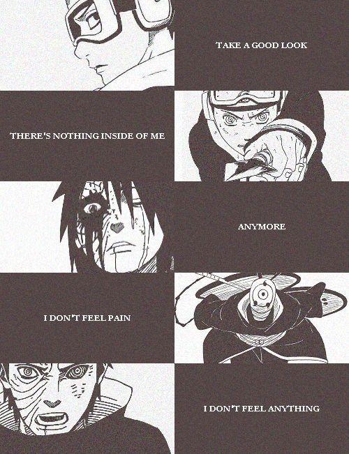 74b414f67a43 The evolution of Obito Uchiha | NARUTO | Naruto, Naruto quotes ...
