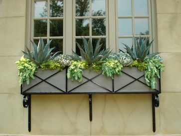 Window Boxes Design Ideas Pictures Remodel And Decor Page 21 Balcony Flower Box Window Box Plants Flower Boxes