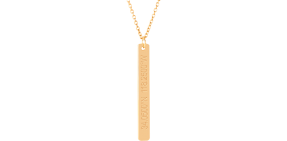 Amazon Necklace: Coordinates