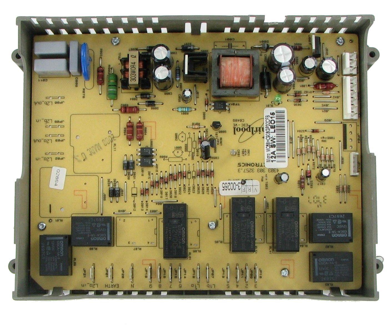 #Whirlpool Range Control Board Repair Service #8285346