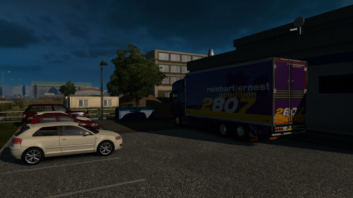 Pin Oleh Claudius Herry Di Euro Truck Simulator 2