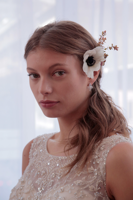 Best Of Schöne Hochzeit Frisuren Ear hair, Wedding