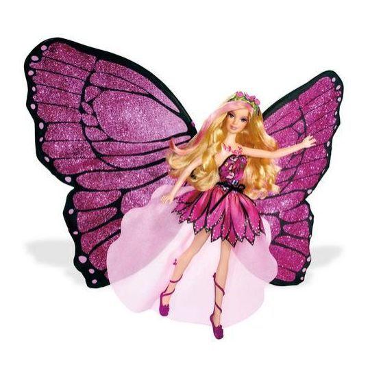Mattel Barbie® Mariposa™ Magic Wings Mariposa™ Doll