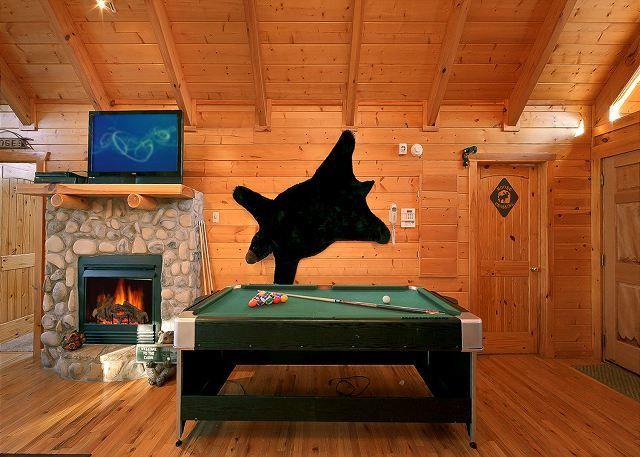 Moonlight Obsession 254 Gatlinburg Cabin Rentals Pet Friendly Cabins Gatlinburg Cabins