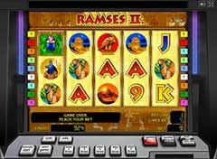 Ramses игровые автоматы я не люблю играть в карты в