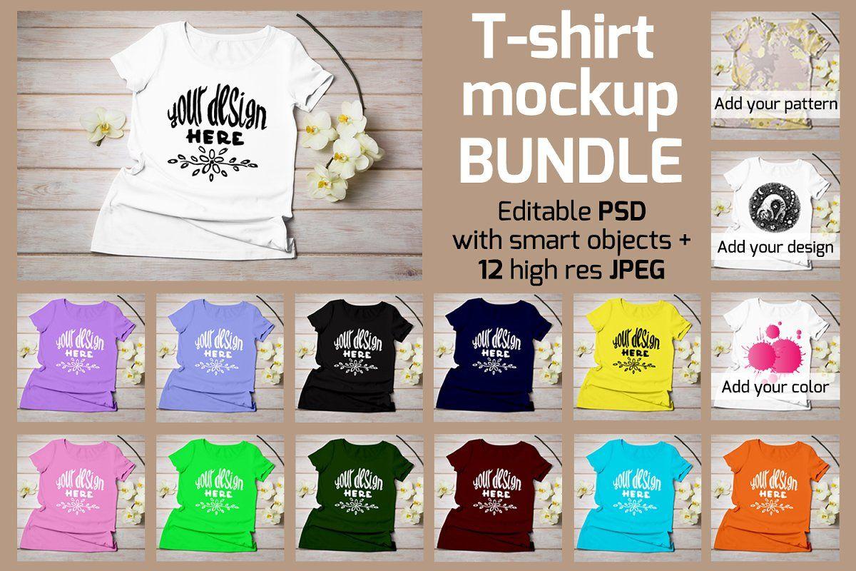 Download Women S T Shirt Mockup Tshirt Mockup Shirt Mockup Yellow Orchid