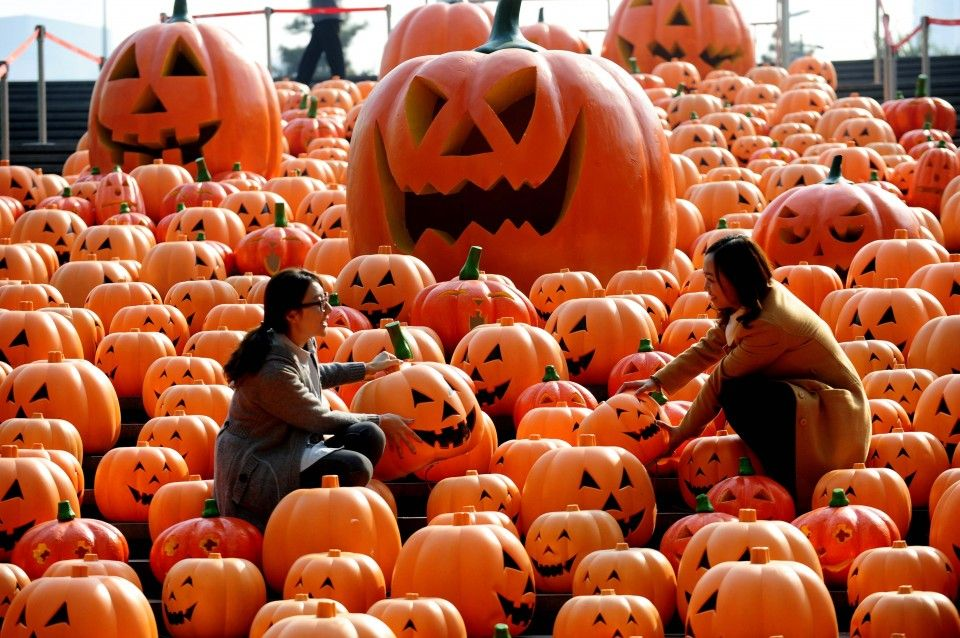 Guess what? Halloween is more Christian than Pagan What