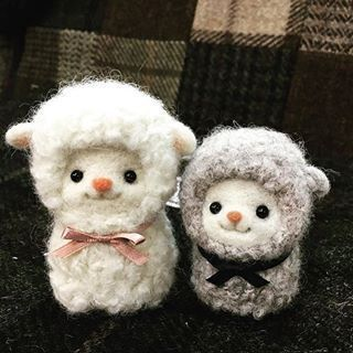 via @arumkarmy  #cute #little #adorable #cutie #needlefelt #felting #felted #handcraft #handmade #needlefelted #wool #animals #animal #diy #needlefelting #pet #pets #puppylove #lol #handmadewithlove #wooltoys #doll #sheep #lamb #dollsneedlefelt via @arumkarmy  #cute #little #adorable #cutie #needlefelt #felting #felted #handcraft #handmade #needlefelted #wool #animals #animal #diy #needlefelting #pet #pets #puppylove #lol #handmadewithlove #wooltoys #doll #sheep #lamb #dollsneedlefelt via @arumk #dollsneedlefelt