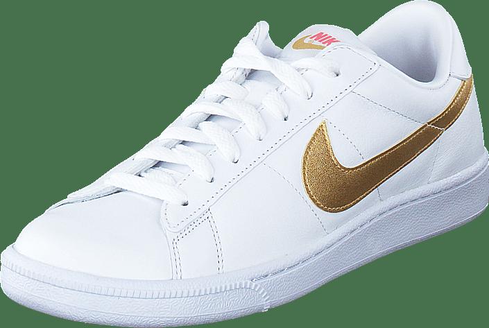 Nike Wmns Tennis Classic White Metallic Gold | Schuhe