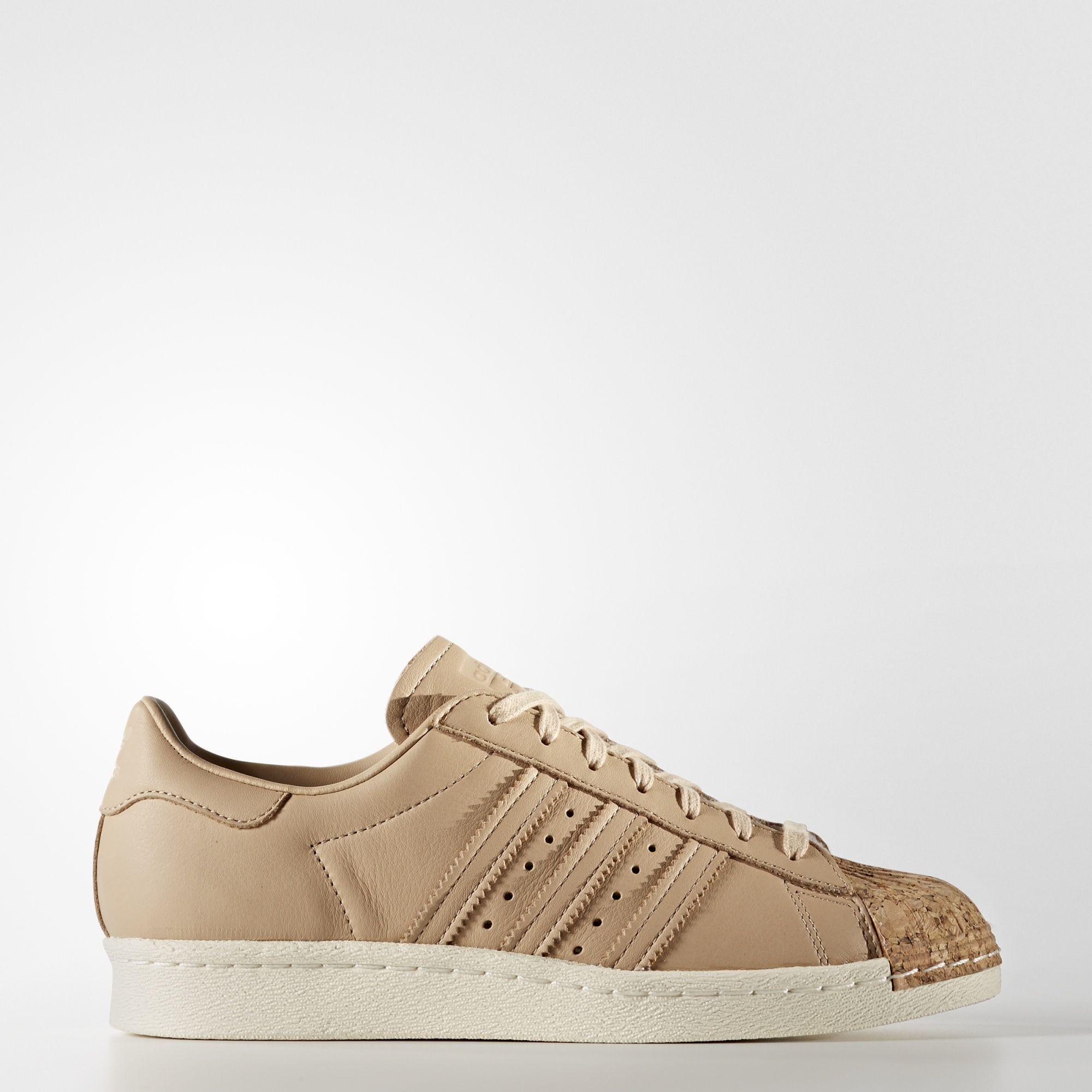 Basket adidas Originals Superstar 80s BB2227 Beige Achat