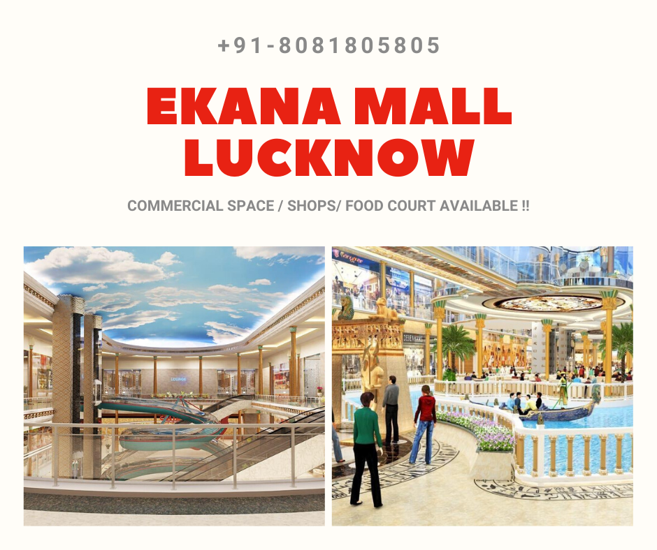 gomti nagar extension commercial properties sale in 2020