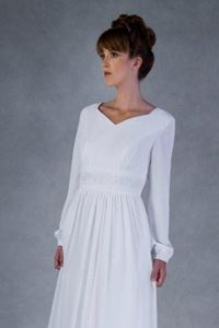 1231c226d3f5 A Dressy Occasion White Dress Tabitha - 810017 | Where to shop ...