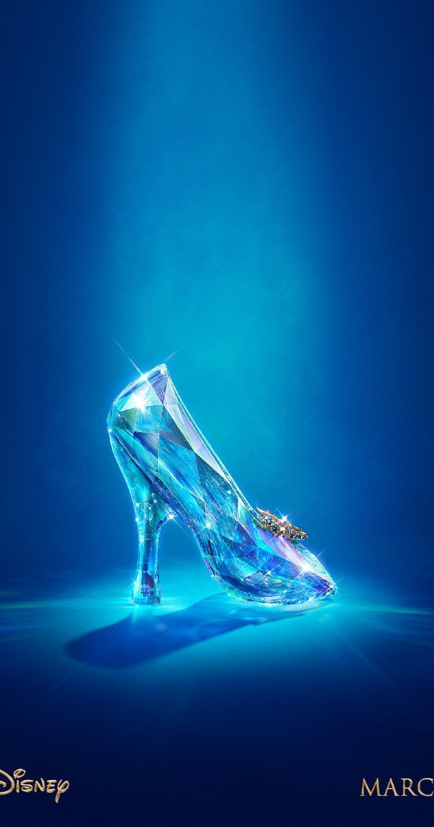 Cinderellas This So In Slipper Glass With Love Shoe rpxSrqY