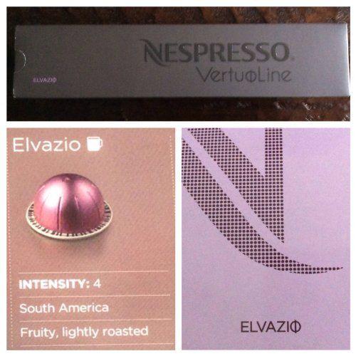 10 Capsules Nespresso Vertuoline Elvazio Coffee Commute Coffee